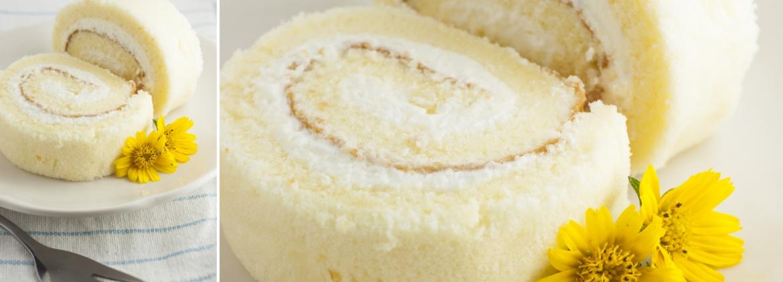 Torta mimosa con crema al limone