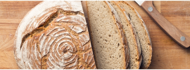Pane al farro