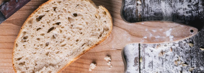 Pane con farina di grano duro Cappelli