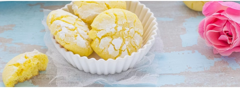 Biscotti marocchini senza glutine