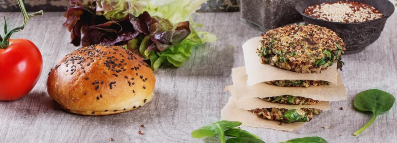 Hambuerger vegetariano