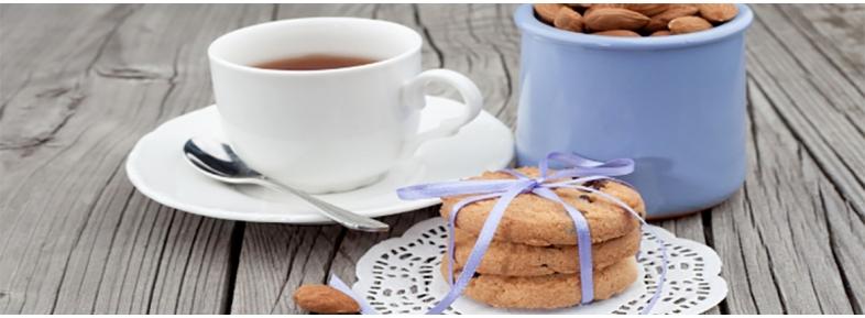Almond biscuits gluten-free