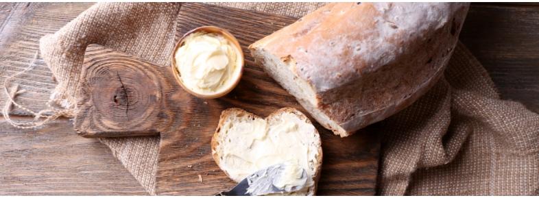 Pane con farina di avena