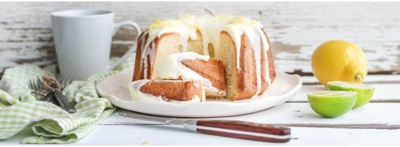 BUNDT CAKE WITH RICOTTA AND LEMON