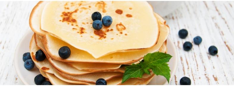 Pancakes, ricetta facile e veloce