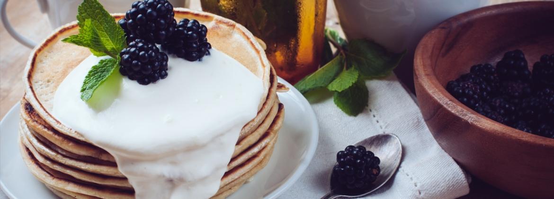 Come Fare I Pancake Proteici Giallo Zafferano