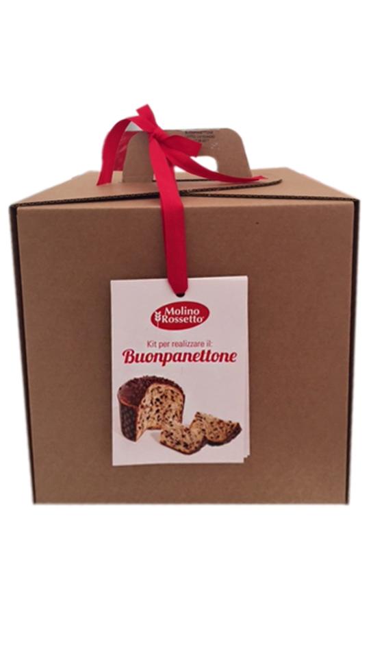 KIT BOX BUON PANETTONE MR