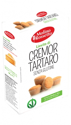 Cream of Tartar - gluten free - 3 cases x 0,56 (16g) -