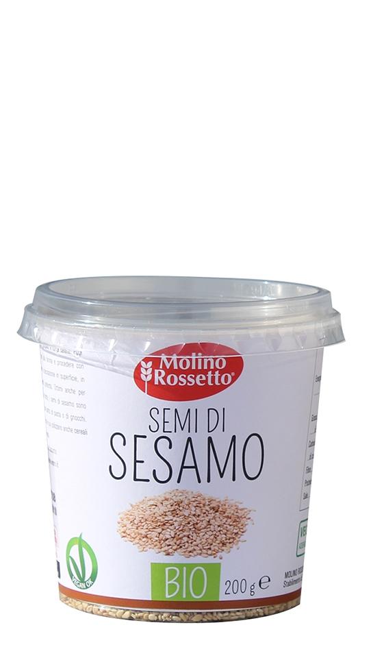 Organic Sesam Seeds cup - 7 oz (200 g) -