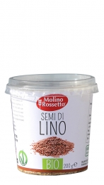 150 - SEMI DI LINO - BIO IN CUP - 200 G -