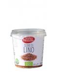 Organic Flax Seeds cup - 7 oz (200 g) -
