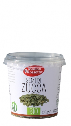 Organic Pumpkin Seeds cup - 7 oz (200 g) -