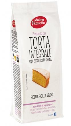 Preparato per torta integrale - 400g -