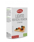 LIEVITO ISTANTANEO PER PIZZA E FOCACCIA - BIO - 3 BUSTE PER 16 G -