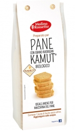MIX FOR ORGANIC KAMUT BREAD 400 G