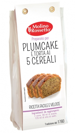 PREP TORTA AI 5 CEREALI 400 G MR