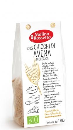 8 - CHICCHI DI AVENA BIO - 250 G -