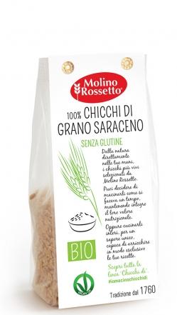 CHICCHI DI GRANO  SARACENO - senza glutine - 250 G -