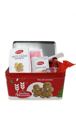 Kit Pan di Zenzero Natale