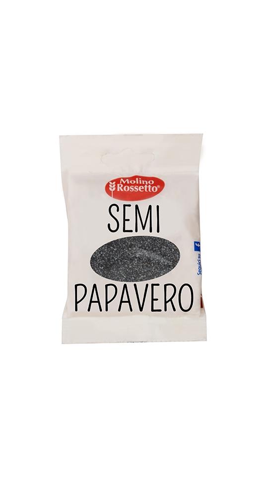 semi di papavero - 40g -