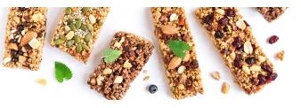 Barrette frutta e cereali