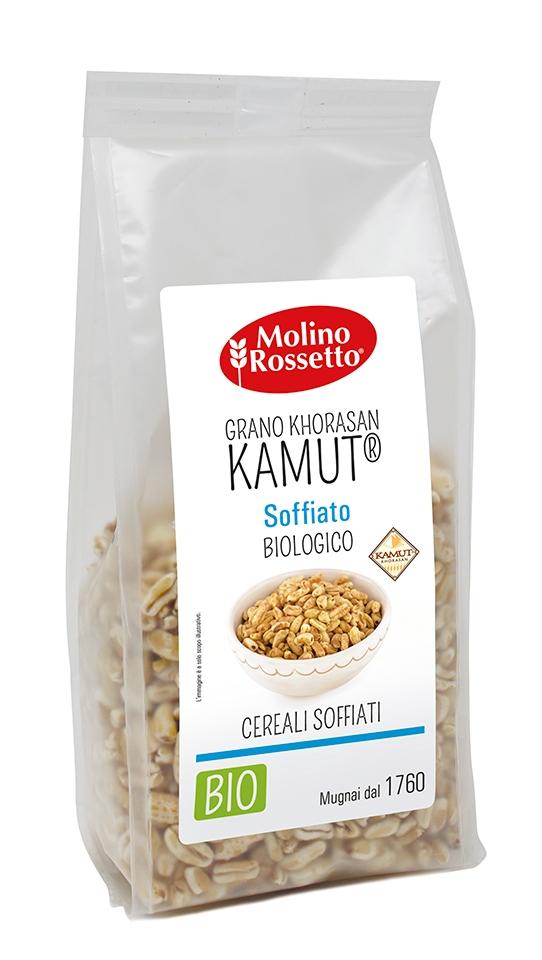 Grano KHORASAN KAMUT® soffiato biologico - 150g -