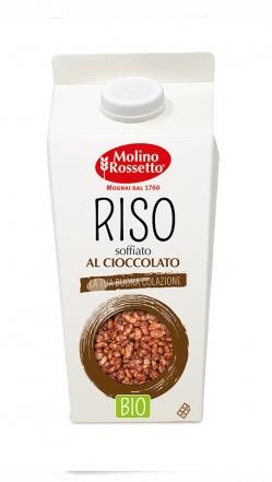 RISO SOFFIATO AL NATURALE - BRIK - 100 G