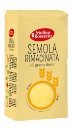 REGROUND SEMOLA OF DURUM WHEAT - 35,27 OZ (1 KG) -