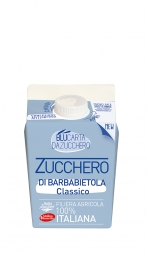 ZUCCHERO CLASSICO 100 % ITALIANO - 500 G