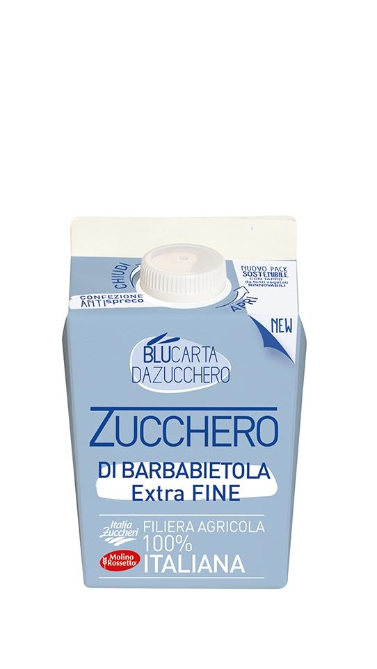 171 - ZUCCHERO EXTRAFINE 100% ITALIANO - 500 G