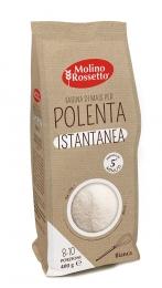 "Instant white ""polenta"" (cornmeal mush) - 14,11 oz (400 g) -"