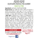 AGAR AGAR GLUTEN-FREE  4 CASES X 0.53 OZ (1.5G)