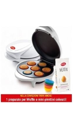 Cupcakes machine