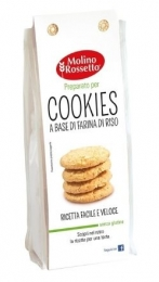 GLUTEN-FREE MIX FOR COOKIES WITH RICE FLOUR -10.59 OZ (300 G)-