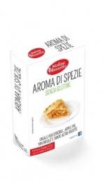 5 - AROMA DI SPEZIE - SENZA GLUTINE - 4 BUSTE PER 5G -