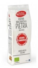 23 - FARINA BIOLOGICA DI GRANO DURO TUMMINIA MACINATA A PIETRA - 500 G -