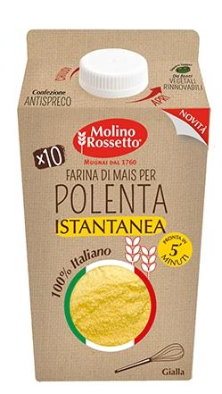 101 - POLENTA ISTANTANEA GIALLA VPACK