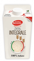 WHOLEWHEAT FLOUR 100% ITALIAN WHEAT 750 G