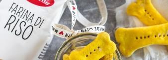 Biscotti al tonno senza glutine (per cani e gatti)