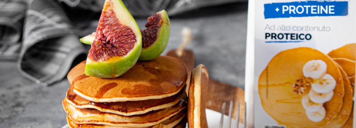 CEREAL PANCAKES ALL'AVENA