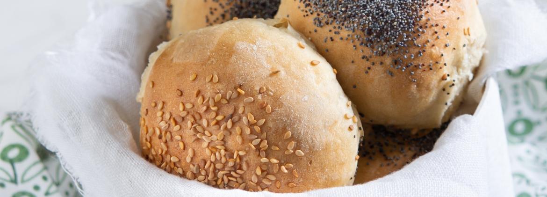 Panini pasquali con grano saraceno