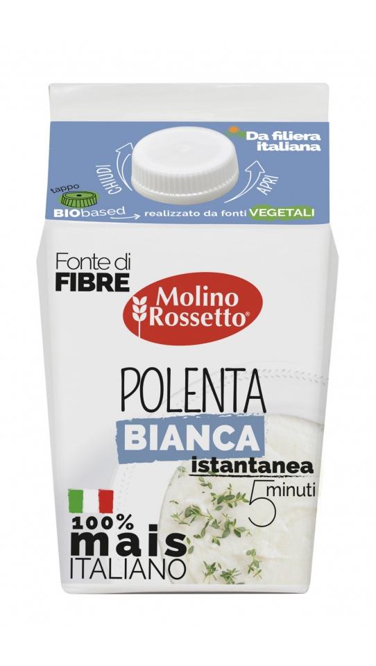 PRE-COOKED YELLOW POLENTA 100% ITALIAN 750 G