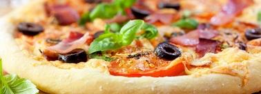 Pizza al farro e kamut
