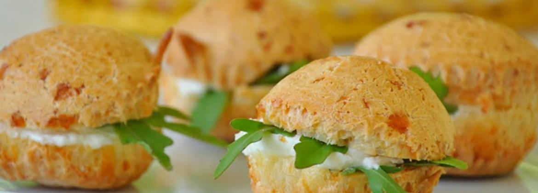Pao de Queijo - i panini brasiliani