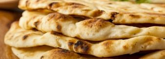 Naan- Indian bread