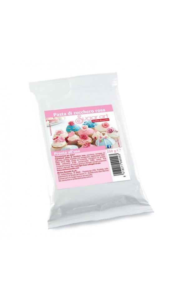 PINK MOLDABLE PASTA 250 G MR