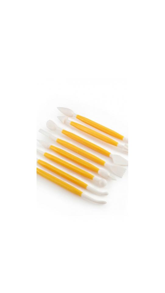 Set tools per pasta di zucchero