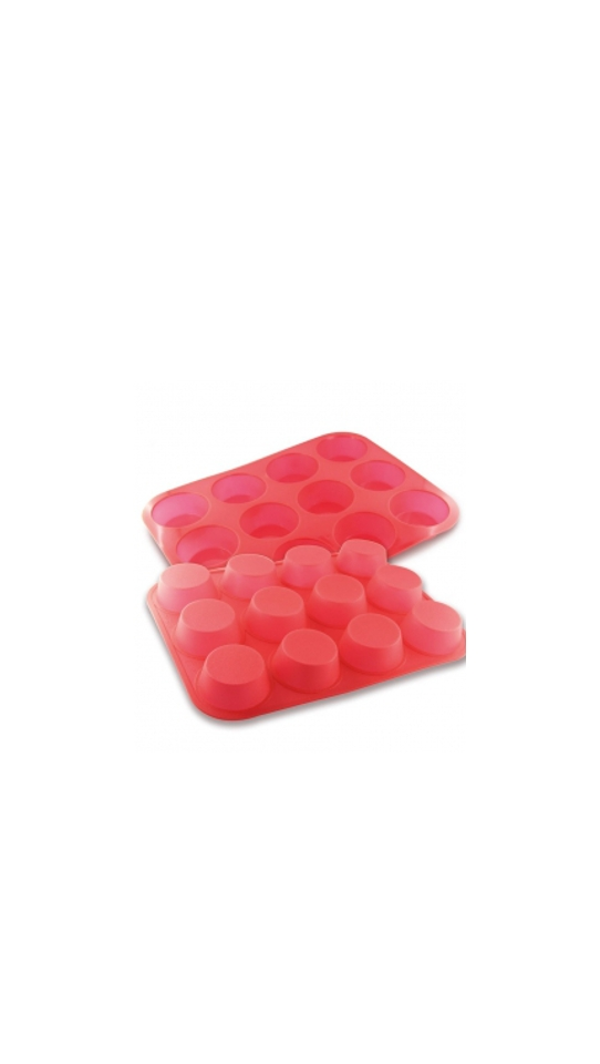 MUFFIN SILICONE MOULD