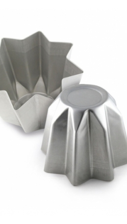 PANDORO STEEL MOULD-26.46 OZ (750G)