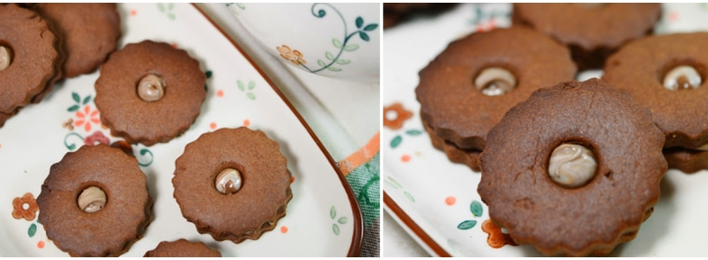 BISCUITS WITH CHESTNUT'S  FLOUR